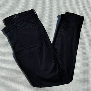 Adriano Goldschmied the Stevie Ankle Black Pants